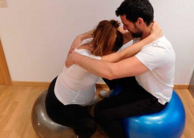 Preparación al parto en pareja